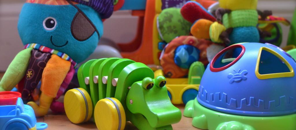 Куда отдать игрушки?